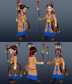 ученик шамана