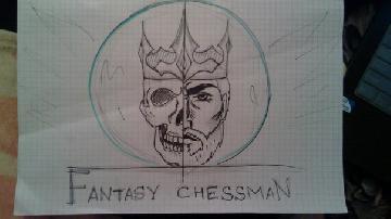 Лого Fantasy chessman