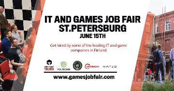 IT & Games jobs fair