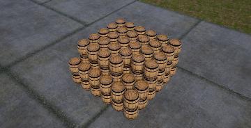 woodenbarrels