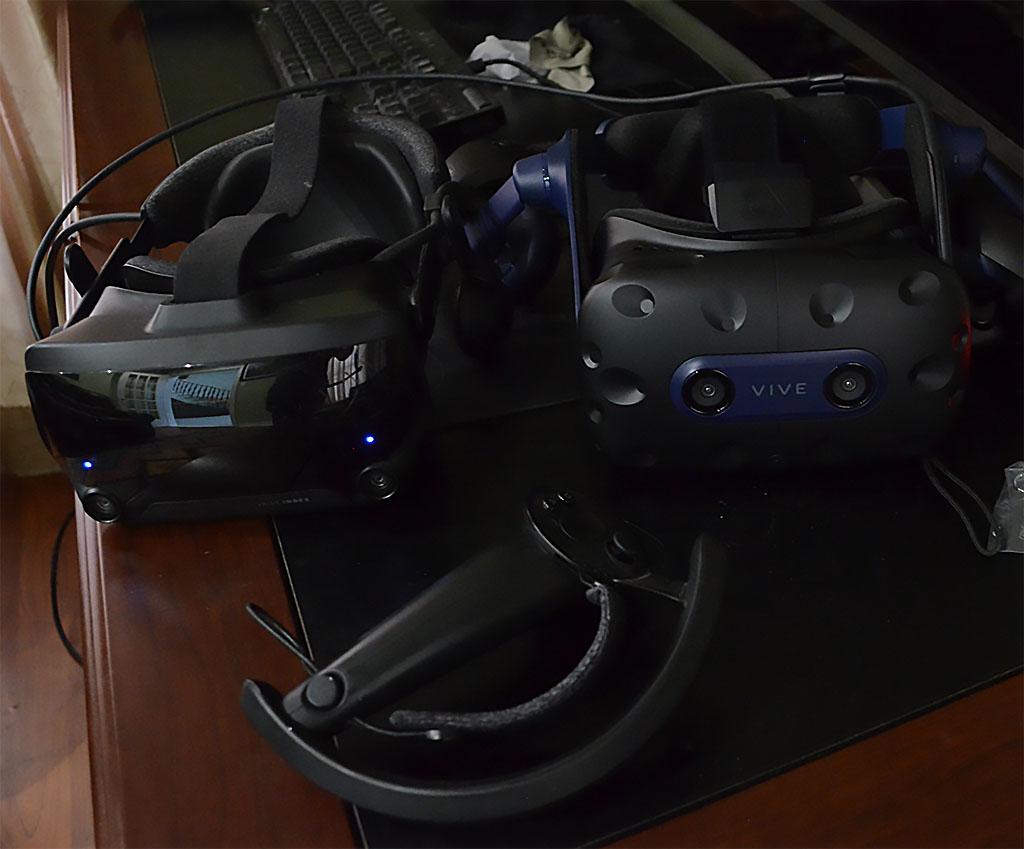 pro2   Разработка под VR