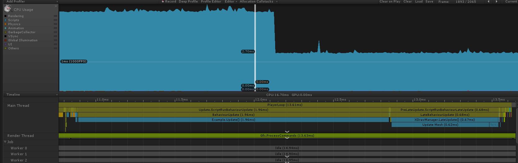 profiler1 | [Unity3D] Делаем нормальный инструментарий для линий без трололо и бесплатно.