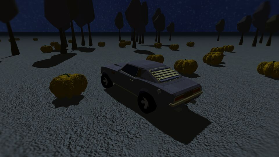Pumpkins Everywhere - Screenshot 1