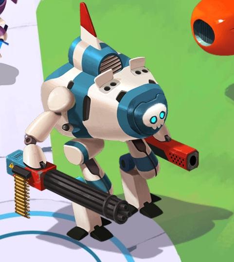 робот   Оценка сроков создания 2д персонажа