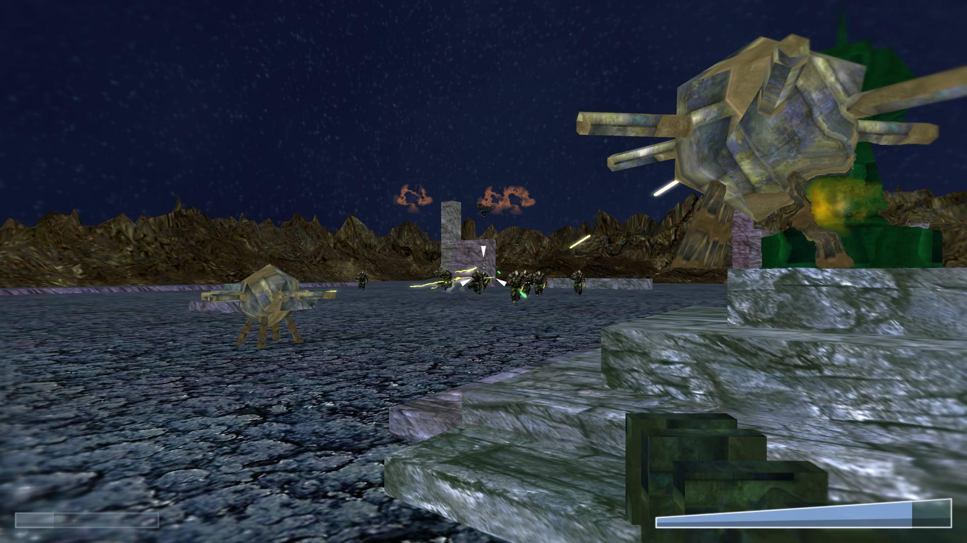 R. X. Prototype - конкурсный скриншот