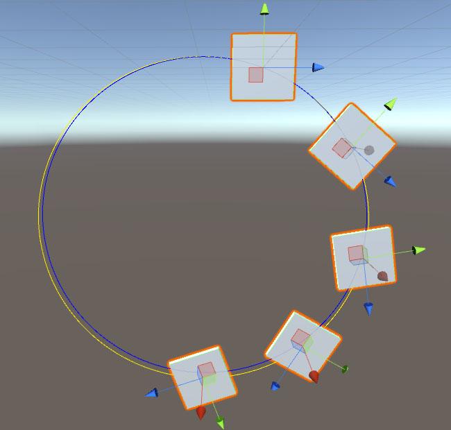radial_speed001 | Радиус угла поворота в зависимости от линейной и угловой скорсти