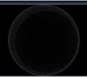равномерная сетка на сфере | наложение mipmap текстуры на сферу opengl