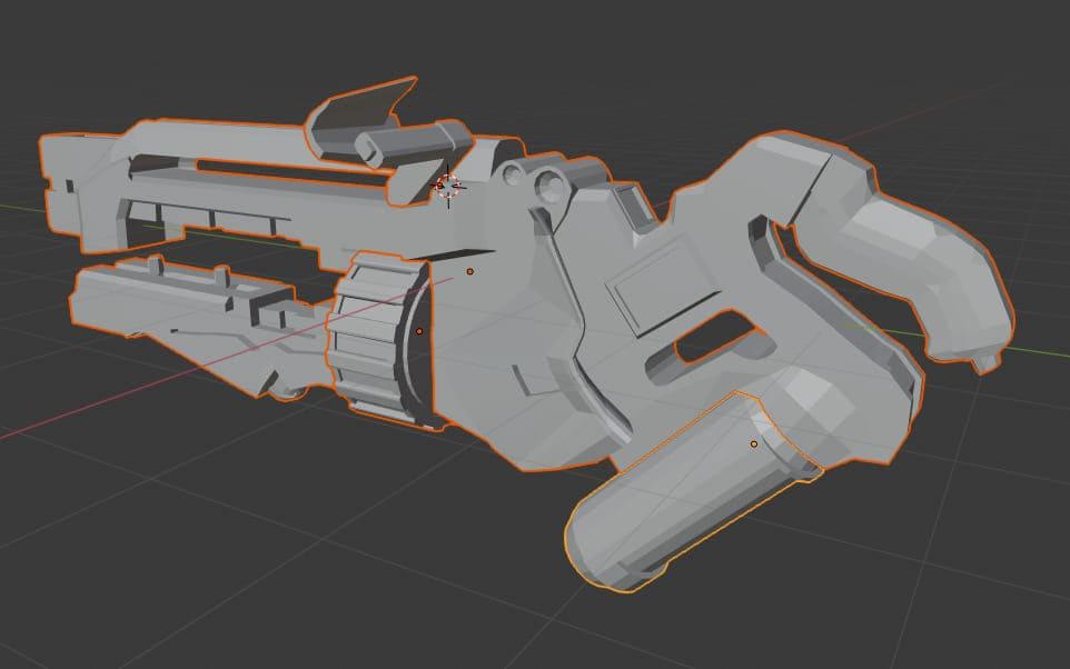 рельсотрон2 | Состоялся релиз трехмерного WebGL движка Blend4Web