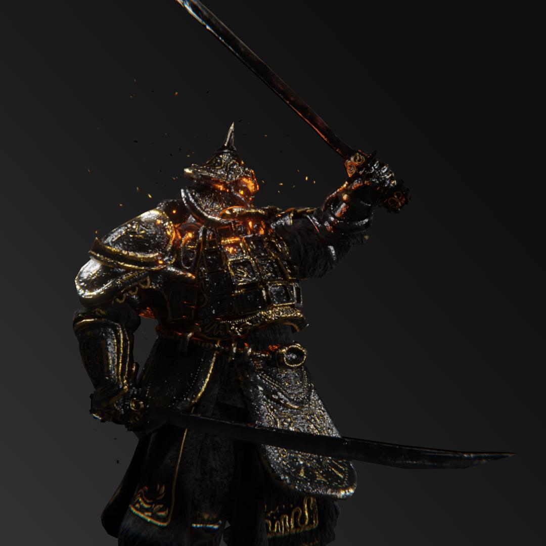 Mongolian Boss 3 | Состоялся релиз трехмерного WebGL движка Blend4Web