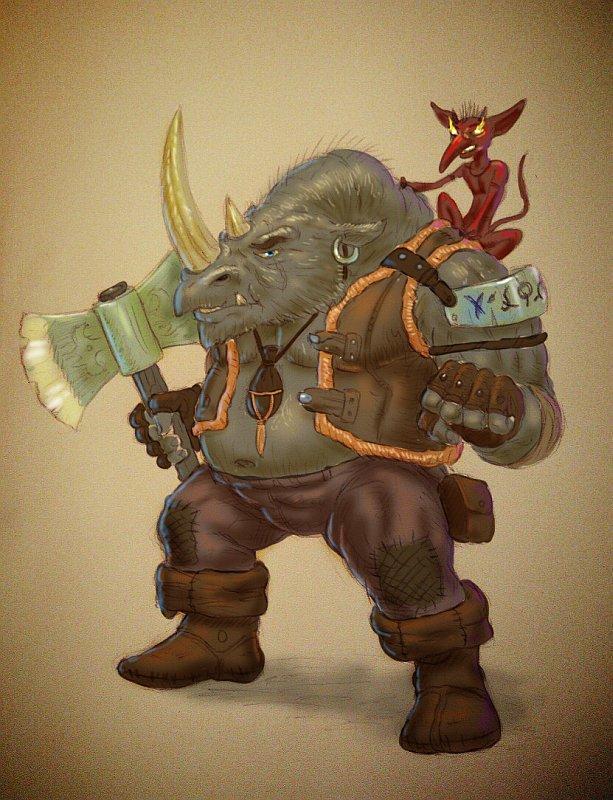 rhino2 | Мешок хлопушек