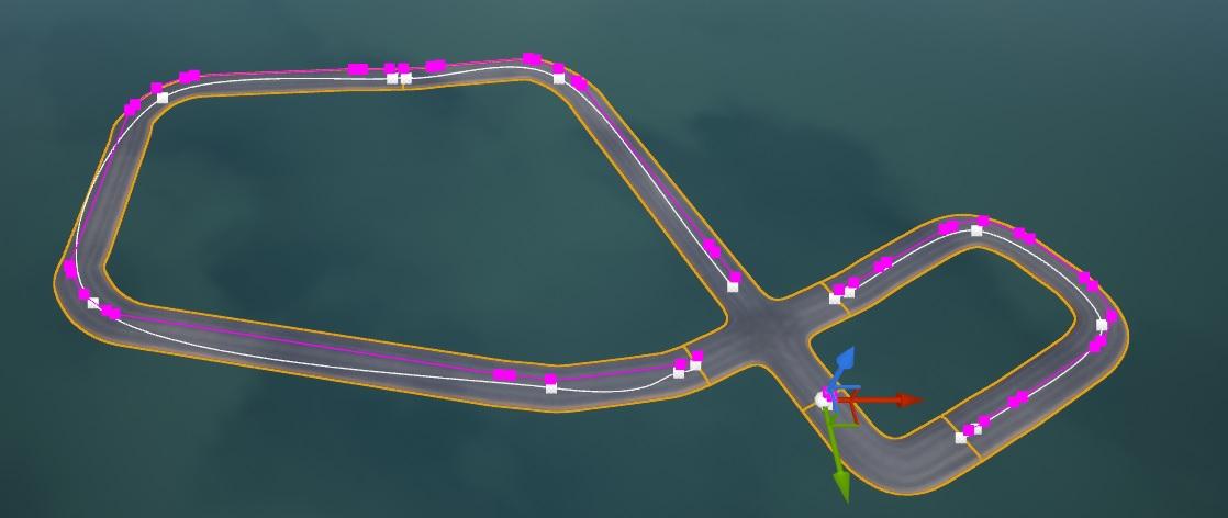 road base | Waterborne Tycoon
