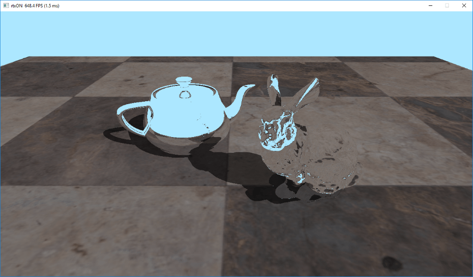 rtxON_part2 | Пишем простой рейтрейсер используя Vulkan Raytracing