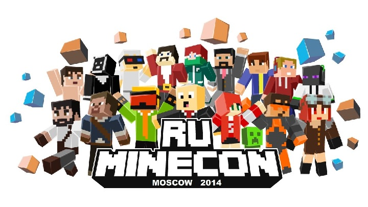 Ru MineCon | RuMineCon: тинейджеры собрали миллион на фестиваль о Майнкрафте