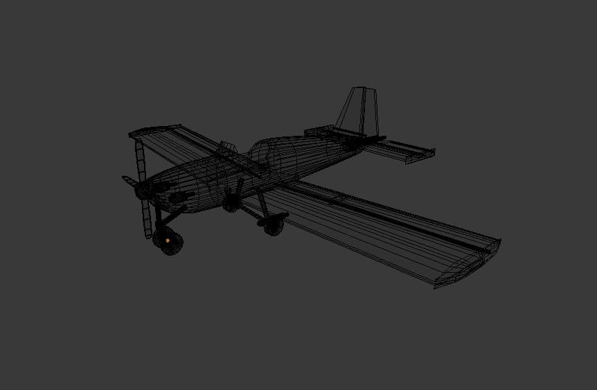 самолет сетка   Оцените модельки начавшего