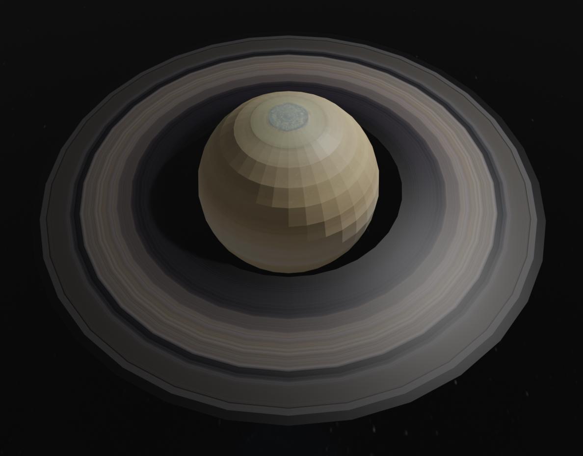 saturn | [Решено] Как натянуть текстуру на диск в Blender?