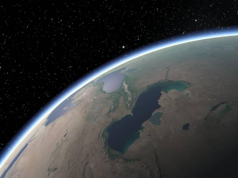 scr00021 | Атмосфера: вид из космоса и с поверхности