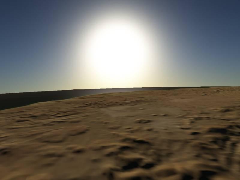 scr00025 | Атмосфера: вид из космоса и с поверхности