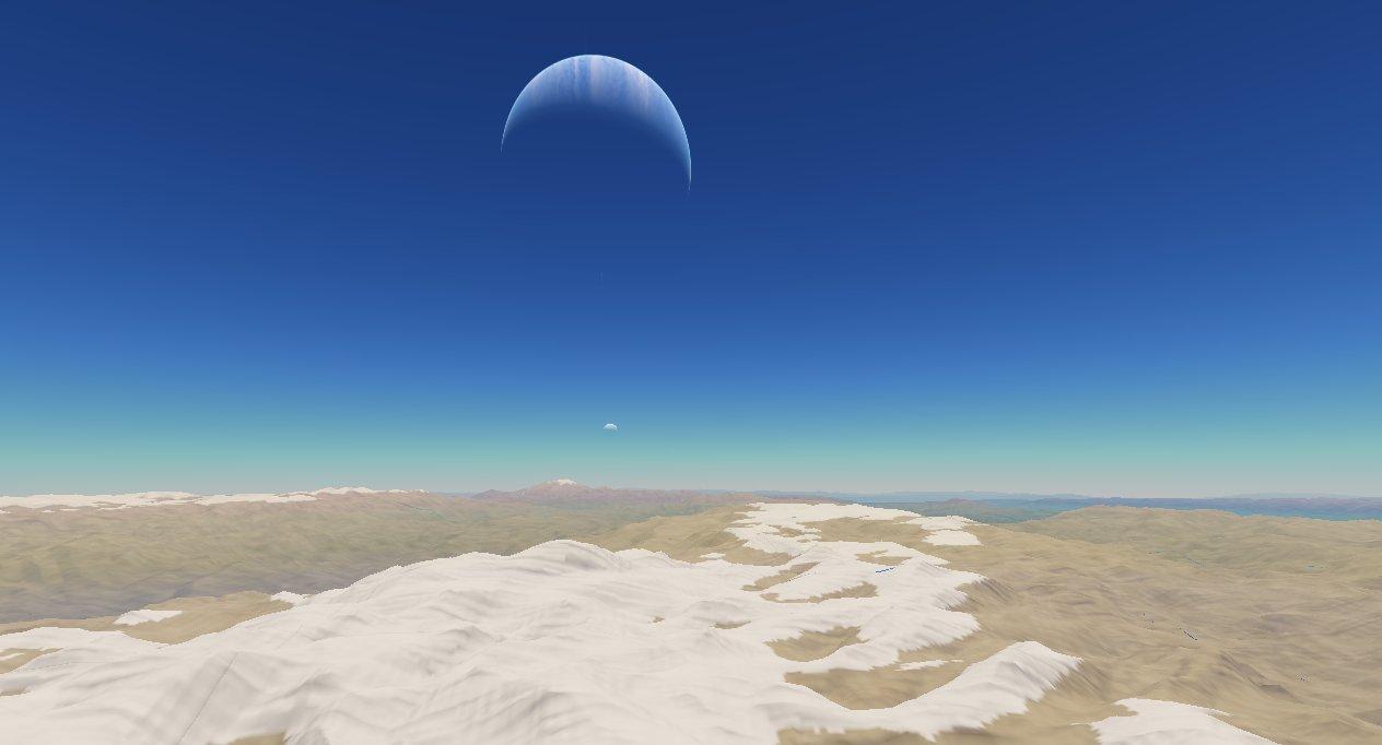 scr00061 | Космический симулятор SpaceEngine