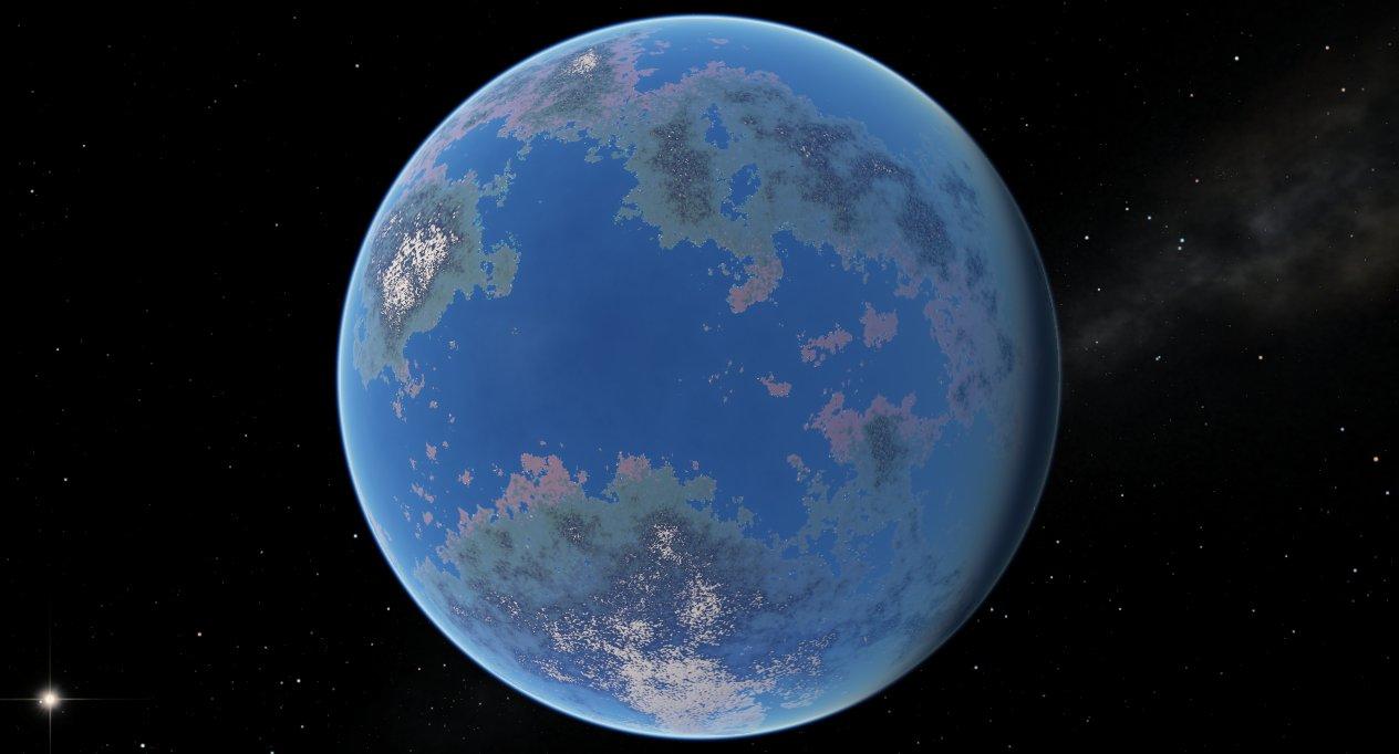 scr00100 | Космический симулятор SpaceEngine