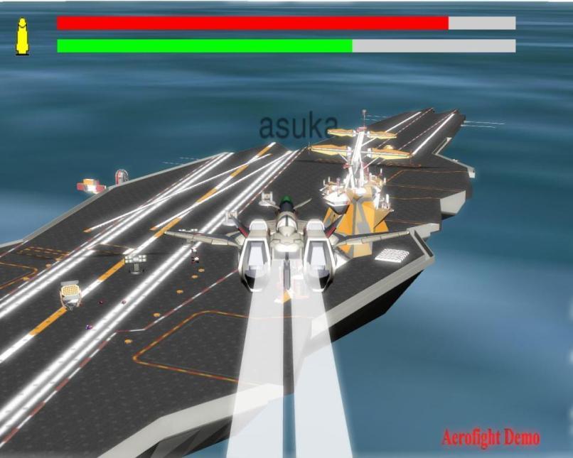 scr33 | Анонс игры Aerofight