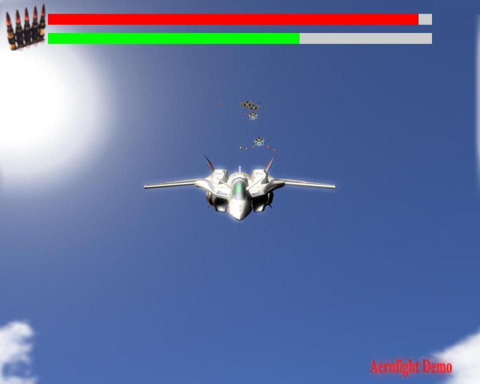 scr41 | Анонс игры Aerofight
