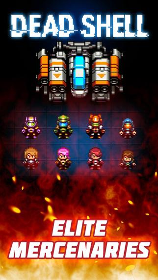 1 | Dead Shell: Подземелья мертвых [Android / BETA / Roguelike]