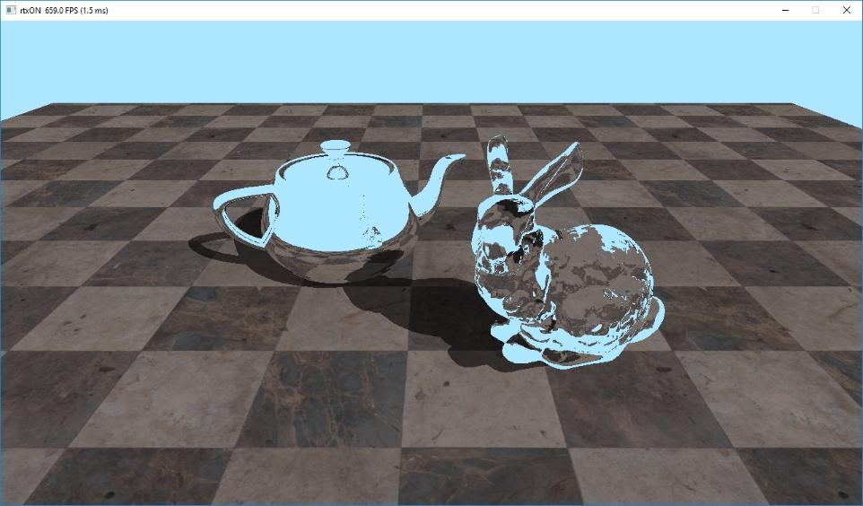 screen_08_opt | Пишем простой рейтрейсер используя Vulkan Raytracing (комментарии)