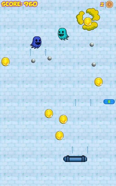 screen_b3 | [Android] Кирпичи и привидения - Новый Арканоид
