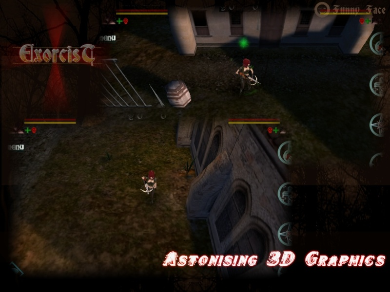 screen_2 | Exorcist (Android/iOS)