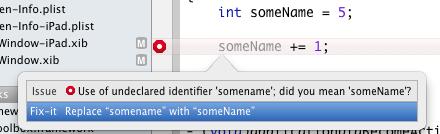 Screen shot 2011-03-11 at 5.55.16 PM | Первое впечатление от Xcode 4