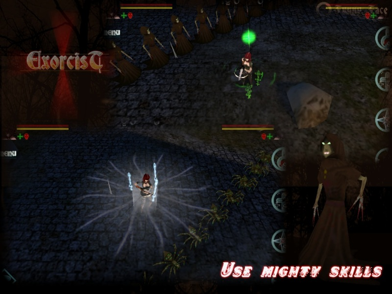 screen_3 | Exorcist (Android/iOS)