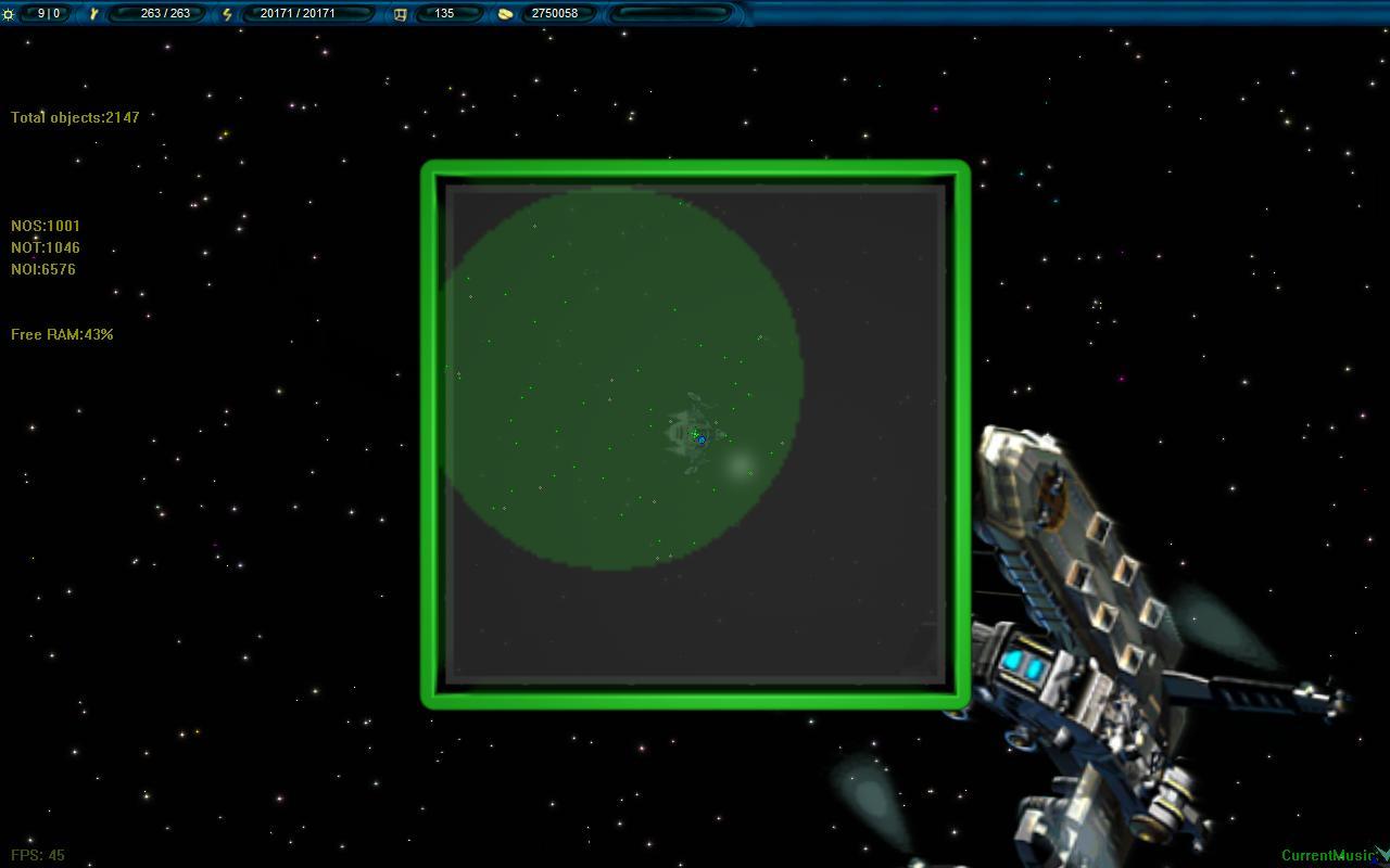 "SRTFS scr1   Игра ""SR: The Forgotten Space 2"" (2D космосим)"