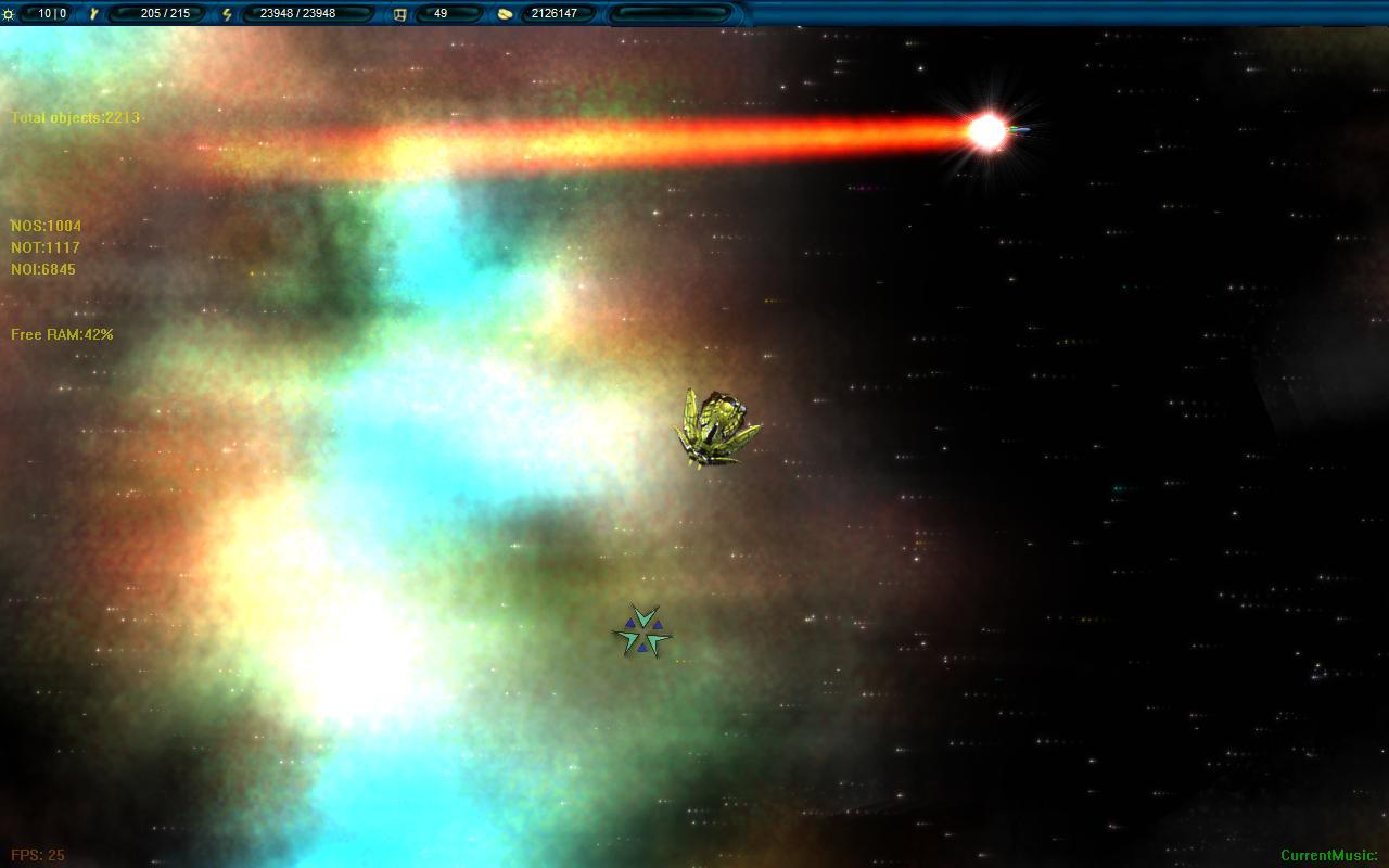 "TFS2 Scr3   Игра ""SR: The Forgotten Space 2"" (2D космосим)"