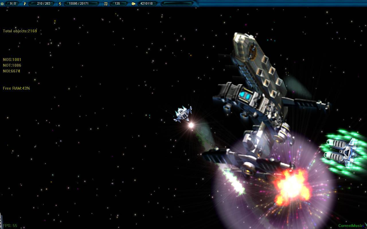 "SRTFS scr2   Игра ""SR: The Forgotten Space 2"" (2D космосим)"