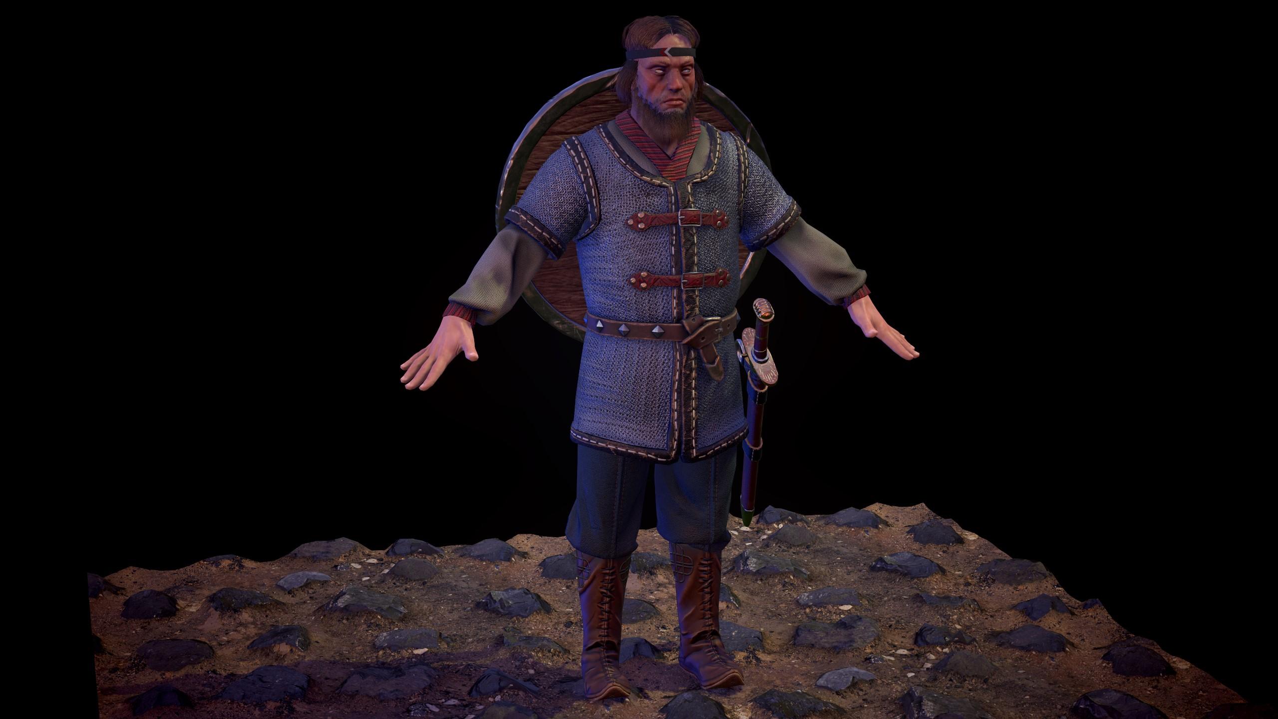 Витязь | 3D художник, 3D аниматор, программист