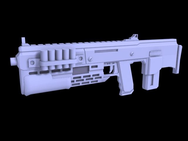 screenshot8 | 3D FPS, devlog.
