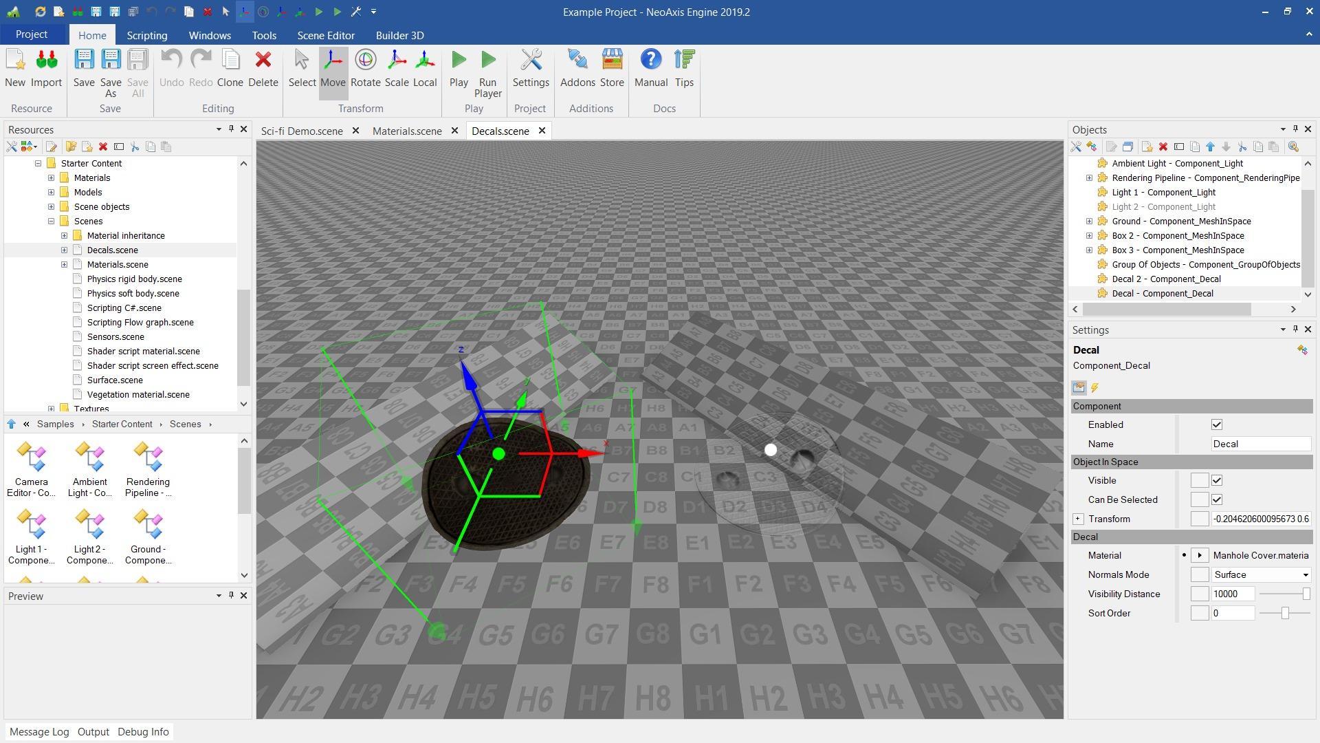 NeoAxis Engine 2019.3 | Вышел NeoAxis Engine 2020.4 (теперь open source)