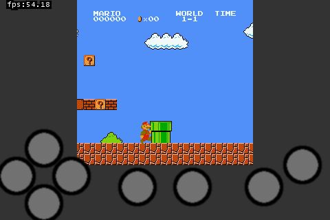 iNES | Мой эмулятор NES:: что-то уже получается : ) (комментарии)