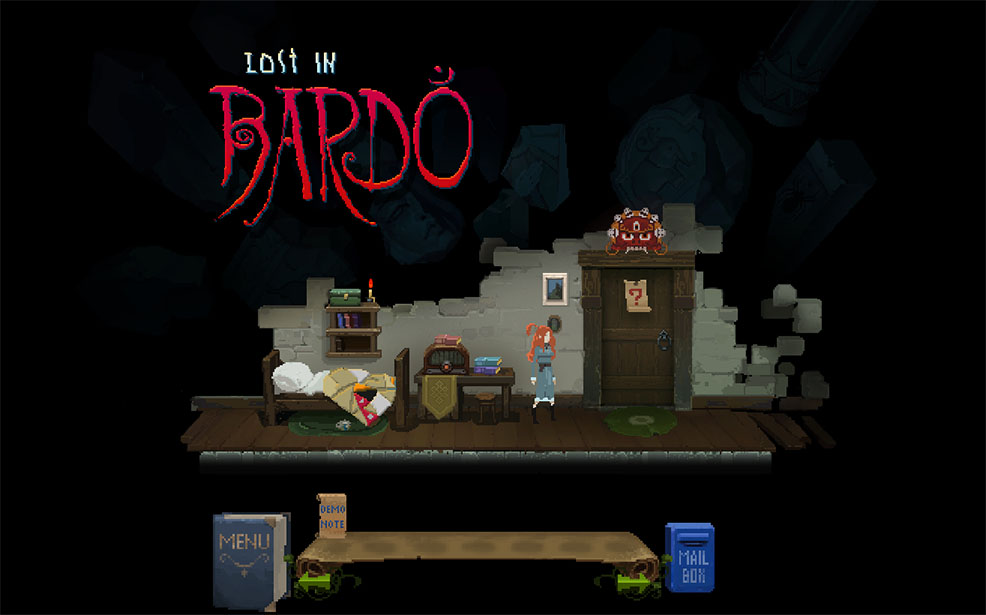 scr1 | [Greenlight] Пиксельный квест Lost in Bardo