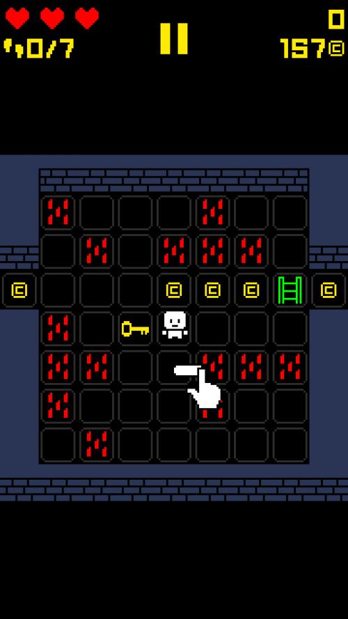 Screenshot_20170604-223422_500x889 | [Puzzle] Cursed Dungeon [Релиз]