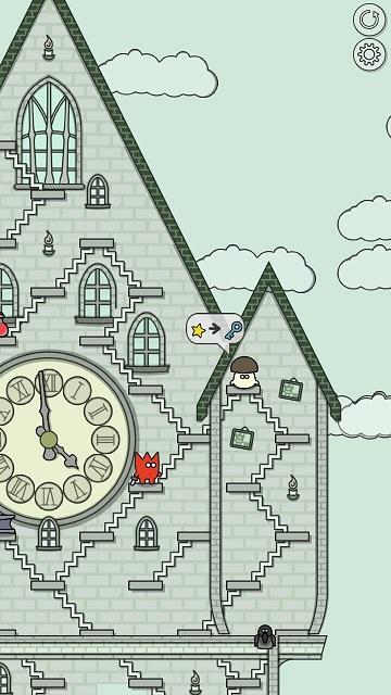 img-cns | Castles & Stairs. Задача с динамическим условием