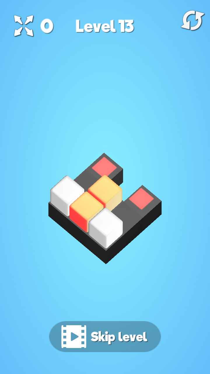 screen1CB | [Android] Cube Maze Brain Puzzle