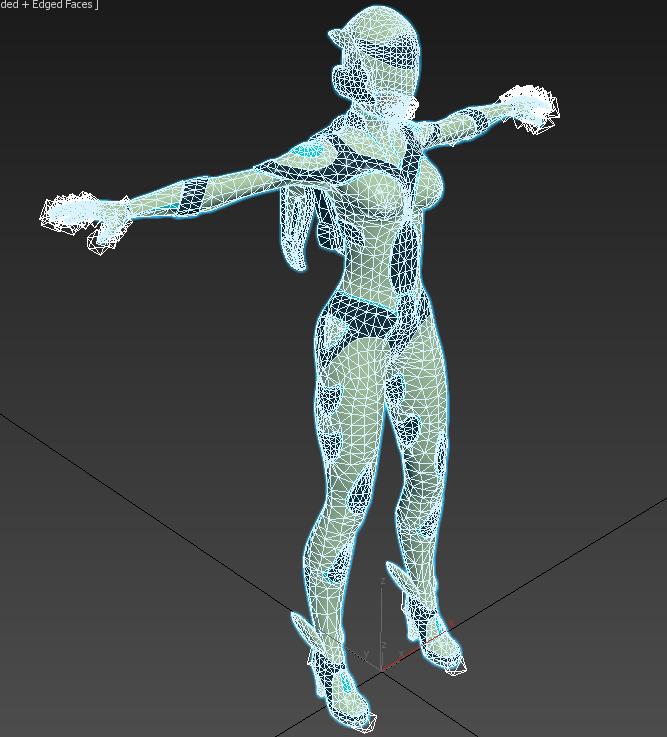 model01   В 3D-шутер требуются 3d-художники, аниматоры и концептеры.