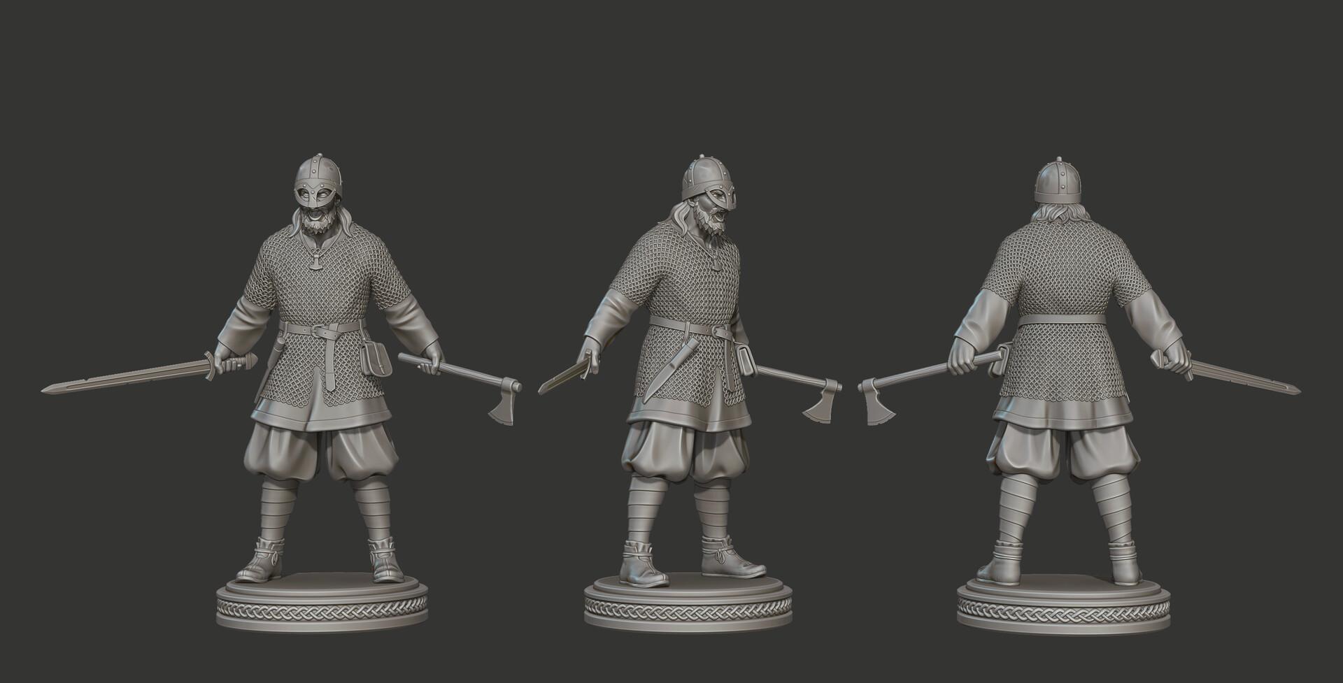 викинг | 3d artist