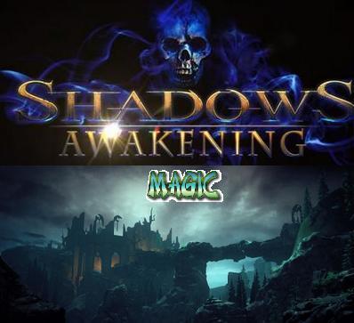 shadows awakening magic 2 | Книга Теней БелАякс