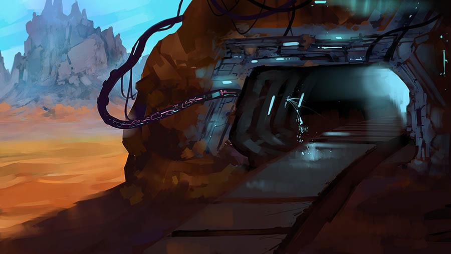 шахта2к | 2d художник