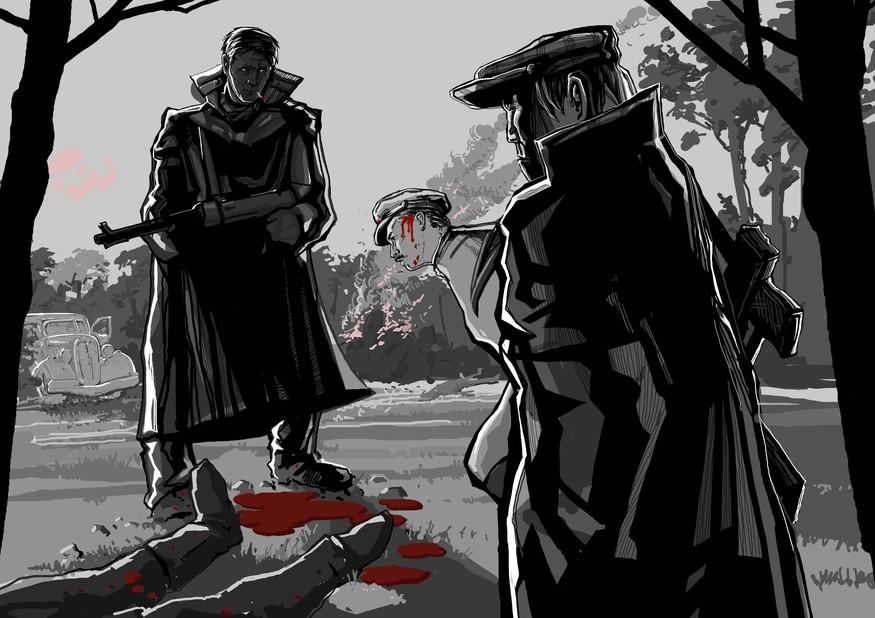 комикс3 | Документация, используемая при разработке оффлайн проекта (постмортем).