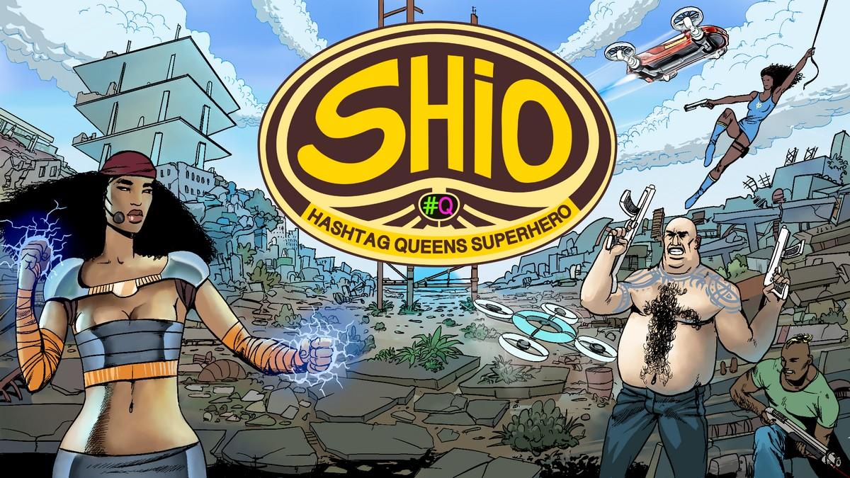 Shio Banner