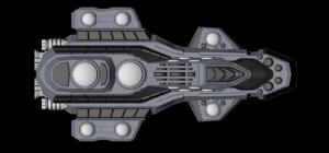 ship_war_hammer_mk3_1 | The Edge: Hero of Space Battles