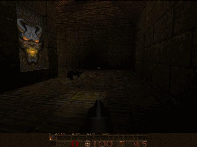 shot06 | Тестирование софт рендера Quake.